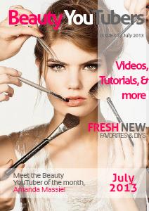Beauty YouTubers Jul. 2013