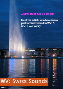 WorldVision: Swiss Sounds Issue 1