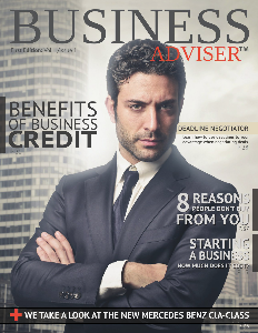 Business Adviser Magazine September 2013