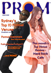 Prom Issue 3 2013