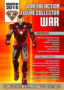 Action Figure Resource Magazine