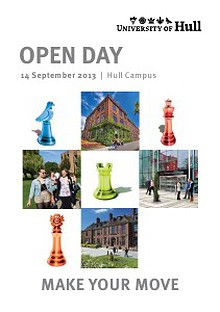 University of Hull Open Day Programme
