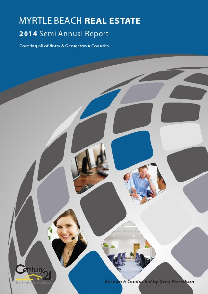 Century 21 The Harrelson Group's 2014 Annual Reports August 2014