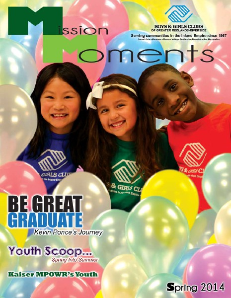 Mission Moments Spring Edition 2014 April 2014