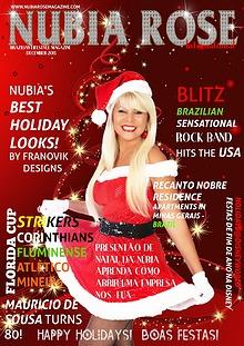 Nubia Rose Lifestyle Magazine