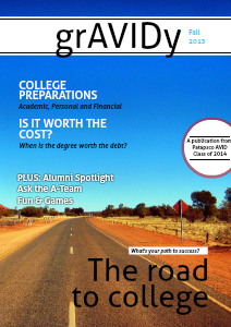 grAVIDy Magazine 1st Quarter 2013