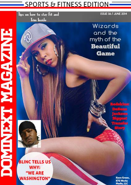 Dominext Magazine June Issue