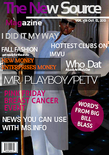 The New Source Magazine