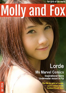 Molly and Fox 2014