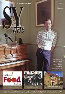 SYone Magazine Shrewsbury Autumn 2013