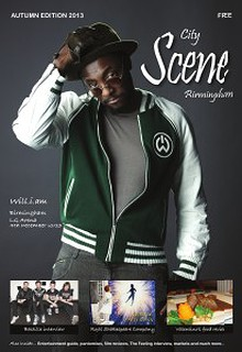 Birmingam City Scene Magazine Autumn 2013