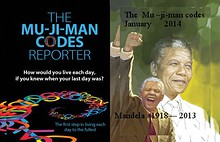The mu-ji-man codes reporter            January 2013