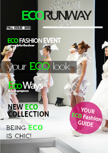 EcoRunway Fall Issue 2013
