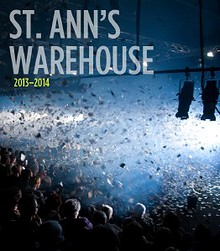 St. Ann's Warehouse Brochures
