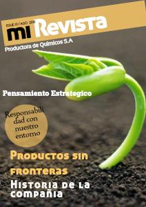 Producciones Quimicas gjkjyjj