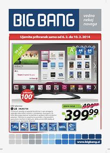 BIG Bang Katalogi