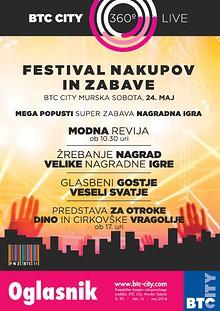 BTC City Oglasnik (Murska Sobota)