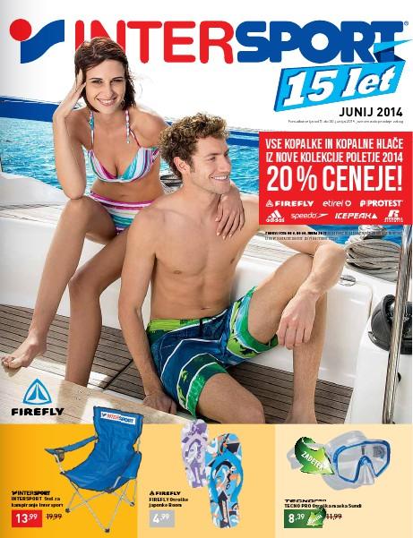Intersport Vroča ponudba za vroče poletje