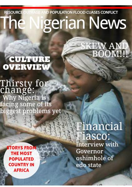 Nigeria volume 1