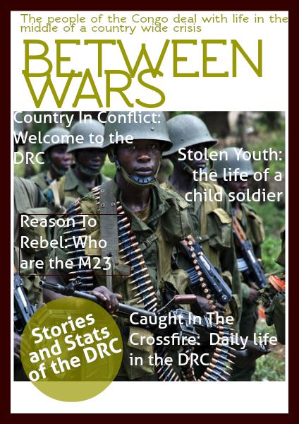 Between Wars March, 2014