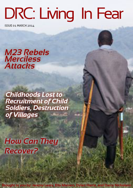 DRC: Living in Fear March 2014