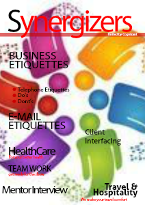 SYNERGIZERS Aug 2013