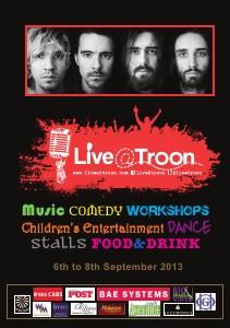 Live@Troon September 2013