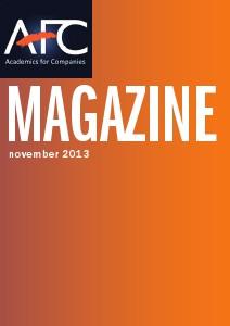 AFC Magazine November 2013