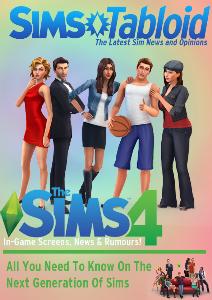 SimsTabloid Sims 4 Fact Sheet Isue 1