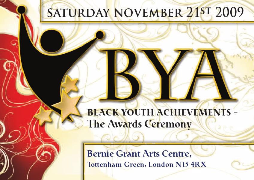BYA Awards 2009
