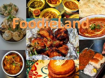 FoodieLand Aug 2013