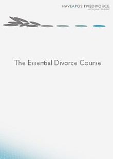 The Online Essential Divorce Course Jan. 2014