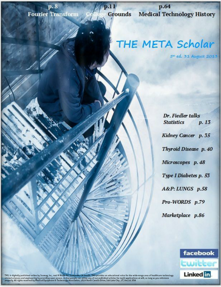 The META Scholar Volume 5