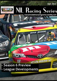 Nascar Inside Line Racing Series