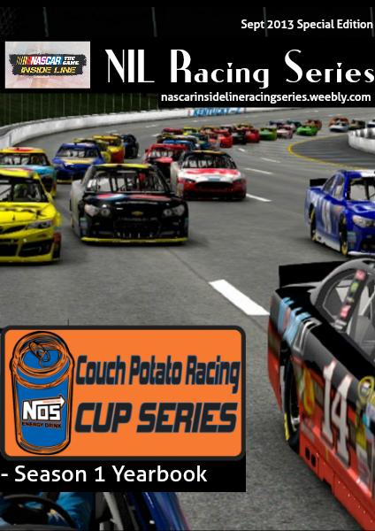 Nascar Inside Line Racing Series Sept. 2013