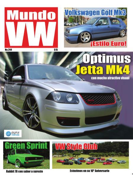 Mundo VW No.244