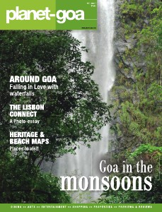 Planet Goa Vol 1 Issue 1