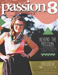 Passion8 Magazine