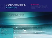 Creative Advertising Brochure