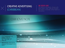 Creative Advertising Brochure