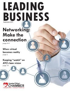 Leading Business Networking | September | 2013