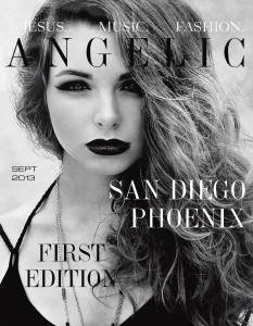 Angelic Debut Print Issue: September 2013 9/2013 vol 1
