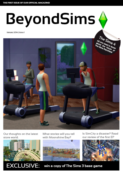 BeyondSims Issue 1