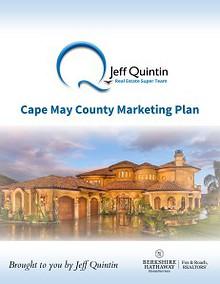 Jeff Quintin Marketing Plan