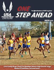 One Step Ahead Winter 2013, Vol. 1