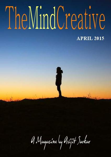 The Mind Creative APRIL 2015 APRIL 2015