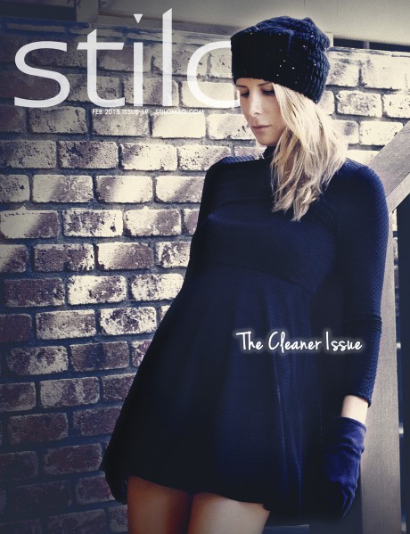 Stilo Magazine: Style Diary Issue 19: The Cleaner Issue