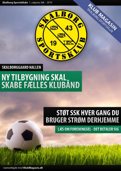 SSK KlubMagasin 2014 15. Februar 2014