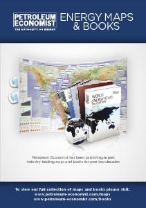 Petroleum Economist Maps, Books and Reports 1
