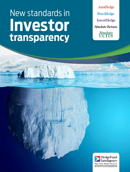 Hedge Fund Intelligence New standards in Investor Transparency